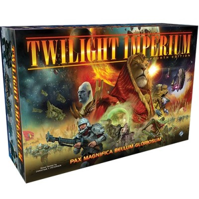 TWILIGHT IMPERIUM 4E EDITION (ANGLAIS)