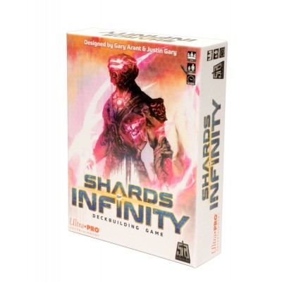 SHARDS OF INFINITY: DECKBUILDING GAME (ANGLAIS)