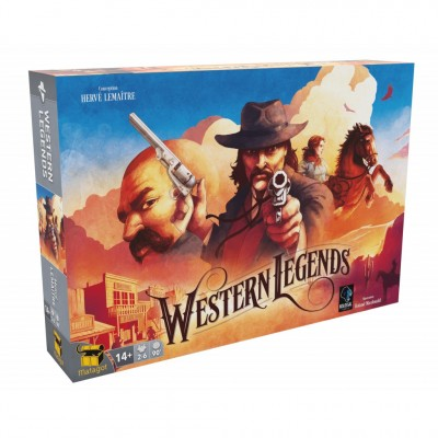 WESTERN LEGENDS (FRANÇAIS)