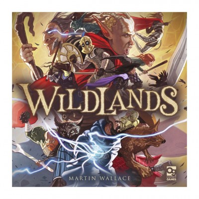 WILDLANDS (ANGLAIS)