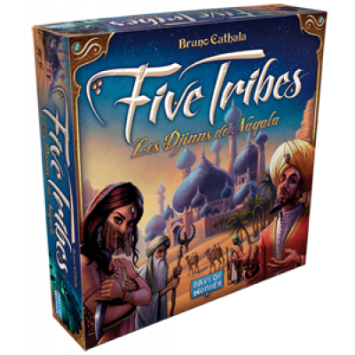 FIVE TRIBES (ANGLAIS)