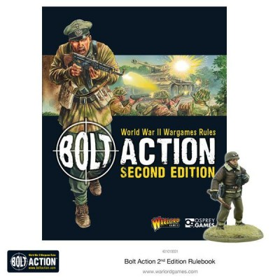 Bolt Action 2 Rulebook  401010001