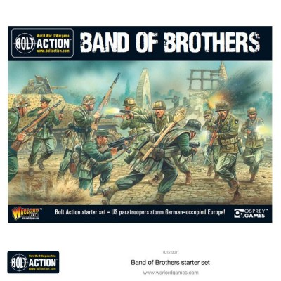 "Bolt Action 2 Starter Set ""Band of Brothers""  401510001"