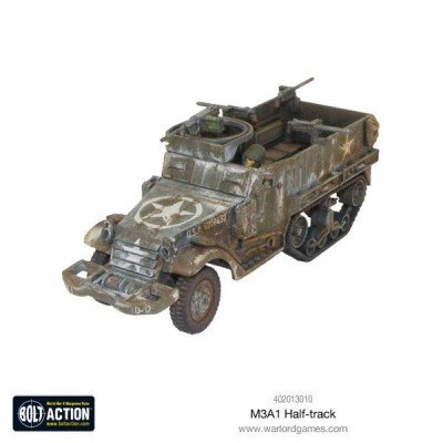 Bolt Action M3A1 Halftrack 402013010