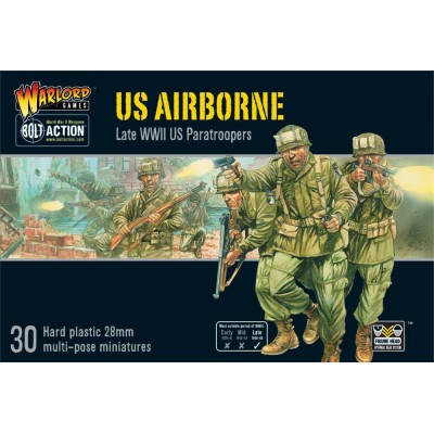 Bolt Action US Airborne 402013101
