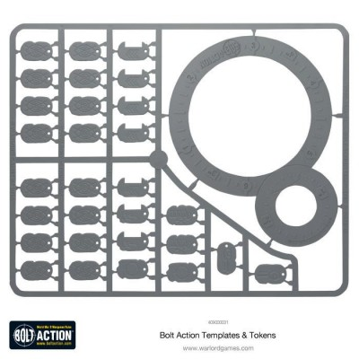 Bolt Action Templates 409000001