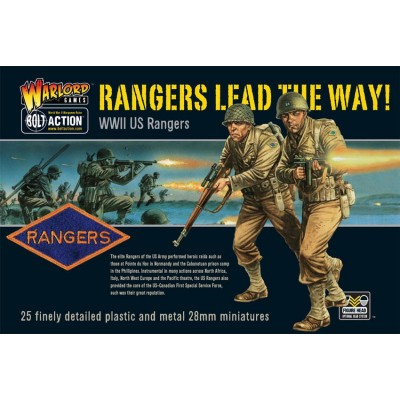 Bolt Action US Rangers WGB-AI-02